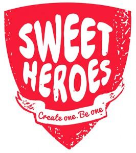 Sweet heroes logo